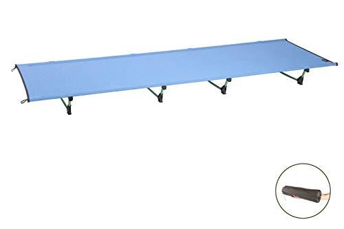 アウトドア ベッド、DESERT WALKER 折りたたみ式ベッド キャンピングベッド, 軽量1.3KG