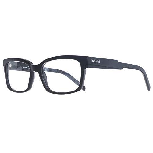 Just Cavalli Optical Frame Jc0545 002 55 Montature, Nero (Schwarz), 55.0 Uomo