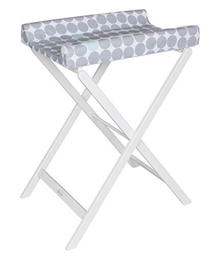 Geuther Kindermöbel 4817WE13 Trixi - Cambiador de pared, color blanco