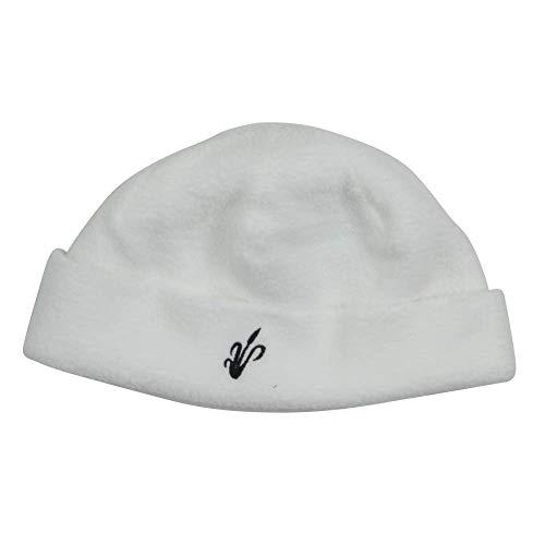 Avery Hunting Gear Fleece-Kappe, Totenkopf-Design, Weiß
