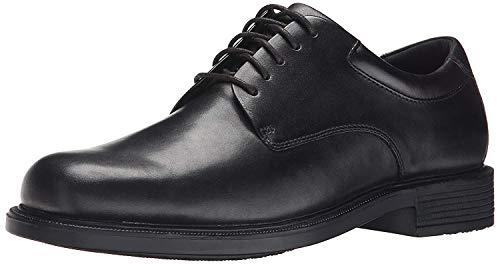 Rockport mens Margin oxfords shoes, Black, 9.5 US