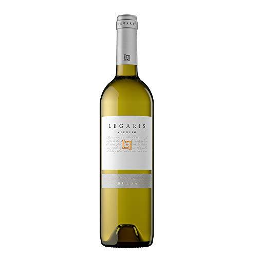 Legaris Verdejo - Vino blanco Rueda 100% Verdejo - 75cl