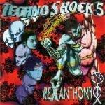 TECHNO SHOCK 5 REXANTHONY (1995 Dig It International) - CD..