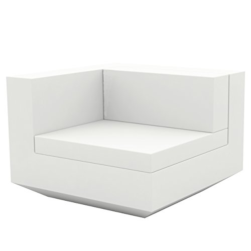 Vondom Vela Sofa Derecho Blanc