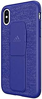 Adidas Iphone Xs Grip Case, Blue- Adds- 31700
