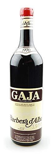 Wein 1970 Barbara d´Alba Gaja