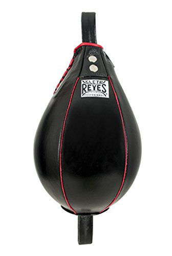Cleto Reyes Double End Bag for Boxing Training - Black