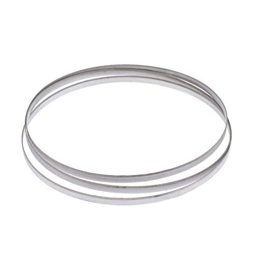 LHQ-HQ Mehrzweck Starker Ersatz Diamant beschichtete Sägeband Glasschneidemesser fit for GMS 9 '' Bandsäge, Rockwell RK7453 Shop Series 9 '' Bandsäge