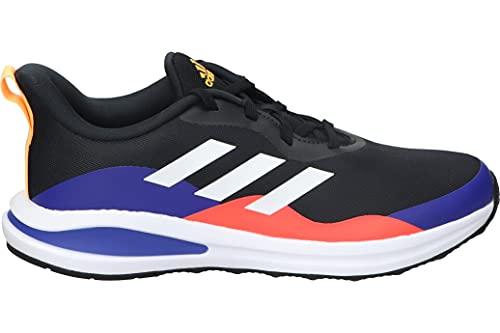 adidas Fortarun K,  Zapatillas de Running Unisex Adulto,  NEGBÁS/FTWBLA/TINSON,  39 1/3 EU