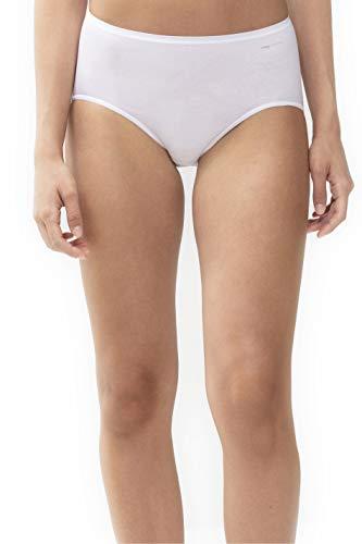 Mey Basics Serie Organic Damen Taillenslips/ - Pants Weiss XL(44)