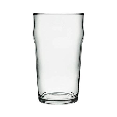Nonic vasos de pinta–juego de 4| vasos de cerveza Imperial, Pub Inglés gafas