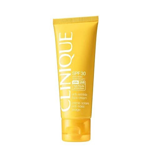 Clinique Anti-Wrinkle Face Cream Sonnenpflege SF30, 2er Pack (2 x 30 ml)