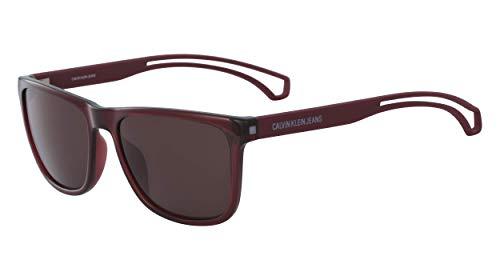 Calvin Klein Jeans CKJ19503S Gafas de Sol, púrpura, 5718 para Hombre
