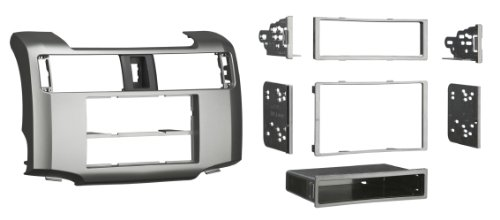Metra 99-8227S Single or Double DIN Installation Dash Kit for 2010 Toyota 4-Runner