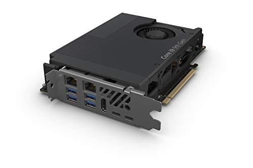 Intel NUC - Ordenador de sobremesa (procesador Core i5-9300H RAM máximo 64 GB, DDR4 2400 o 32 GB, DDR4-2666 Bulk)