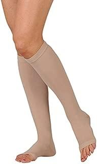 Juzo Basic Knee High 20-30mmHg Open Toe, III, beige