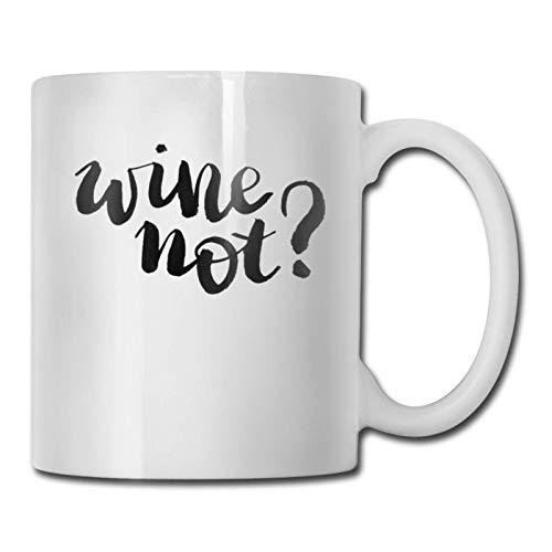 Rael Esthe aza de té de café de cerámica no Impresa de Vino Blanco Bebidas de té de Agua Taza fría y Caliente