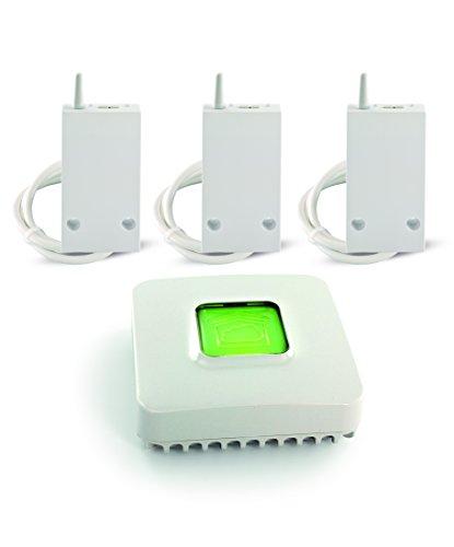 Delta Dore Récepteurs RF 6600FP pour contrôle de radiateurs électriques fils pilotes avec box...