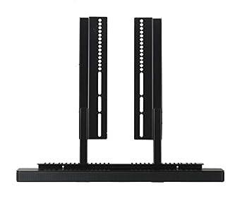 SoundXtra TV Mount for Bose SoundTouch 300 Bose Soundbar 500 & Bose Soundbar 700 - Black