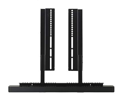 SoundXtra TV Mount for Bose SoundTouch 300, Bose Soundbar 500 & Bose Soundbar 700 - Black