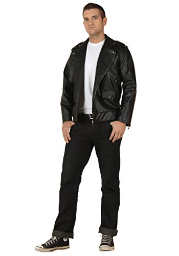 Grease Authentic T-Birds Adults Embroidered Jacket Costume X-Large
