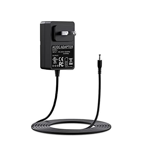 Power Cord 21W for Amazon Echo 1st & 2nd Generation, Amazon Fire TV (2nd Gen), Echo Show (1st Gen), Echo Plus (1st Gen), Echo Look, Echo Link Power Adapter 【6.5FT】