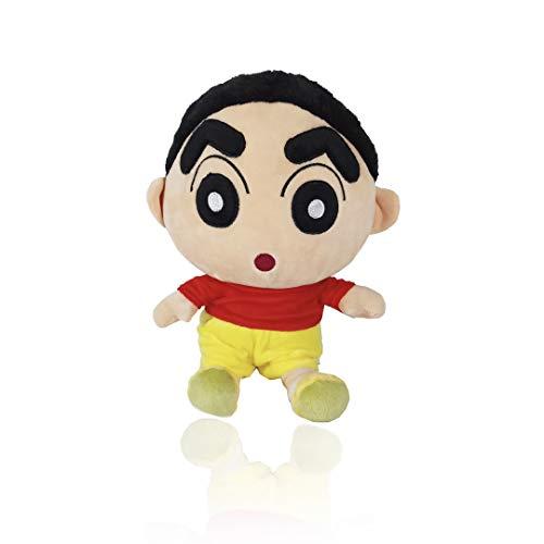 SHIN CHAN Muñeco De Peluche clásico Juguete Anime Japonés niños y coleccionista 30 CM
