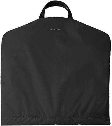 DEGELER Business Kleidersack mit einzigartigem Titan Kleiderbügel - Anzugtasche für knitterfreies & müheloses Reisen mit Anzügen & Accessoires
