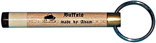 Buffalo Billardqueue Schlüsselanhänger