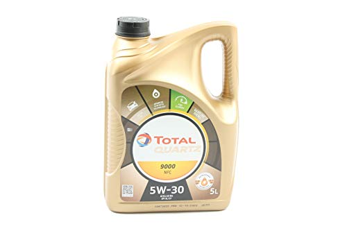 Total 3425901029795 Quartz Future 9000 Future NFC 5W-30, 5 Liter