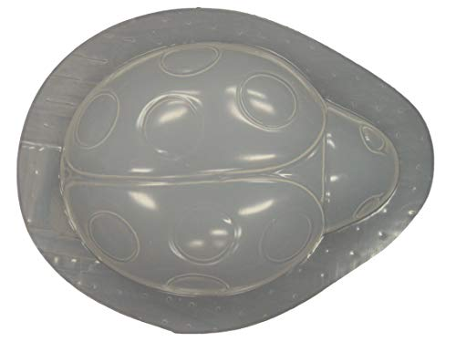 """Bull dog plaster concrete mold abs plastic stepping stone mould 10/"""" x 1.5/"""" thick"""