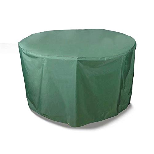 SENSEN Garden Furniture Covers,Patio Furniture Cover Waterproof Windproof Anti-UV for Patio for Medium-Sized Round Table