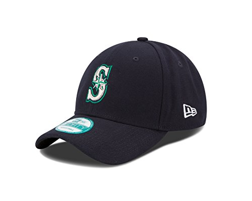 MLB The League Seattle Mariners Game 9Forty Adjustable Cap