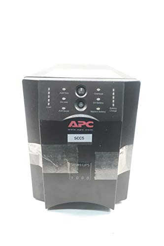 APC SUA1000 Smart-UPS Battery Backup