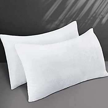12x20 Pillow Insert Set of 2 Yoobure Decorative Sham Throw Pillow Insert for Bed Couch Sofa Car Chair
