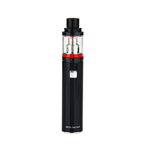 Vaporesso VECO ONE Plus Starter Kit 3300mAh, Cigarette électronique Vape Pen Kit, sans e liquide, sans nicotine (Noir)