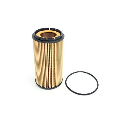 Oil Filter Fit for Bentley Continental GT GTC Flying Spur with W12 Engine Replace 07C115562E