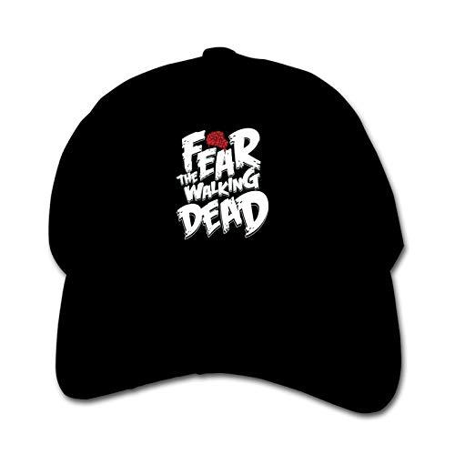 Childrens Baseball Cap Fear The Walking Dead Boys Girls Childrens Hats