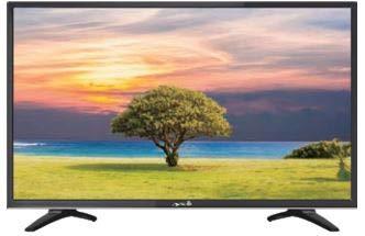 ARIELLI TV LED 32' 32DN9A7 Smart TV Italia Black