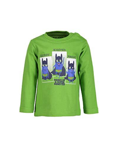 BLUE SEVEN Blue Seven Baby-Jungen Vd-977546 X T-Shirt, Grün (Apfel 716), 62