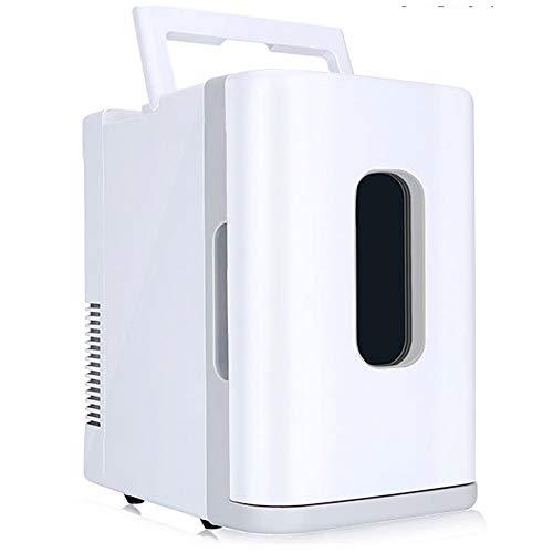 Zhao Li mini-koelkast, mini-koelkast, kleine koelkast, autokoeling, kleine huishoudkoelkast, slaapzaal, auto, dual gebruik, 10 l -\@