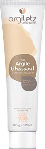Argiletz Tube d'Ghassoul Prête à l'Emploi Argile 150 g