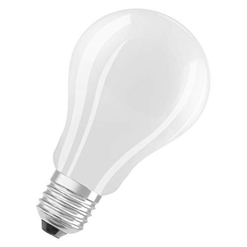 OSRAM LED Star Classic A, Sockel: E27, Nicht Dimmbar, Warmweiß, Ersetzt eine herkömmliche 150 Watt Lampe, Matt