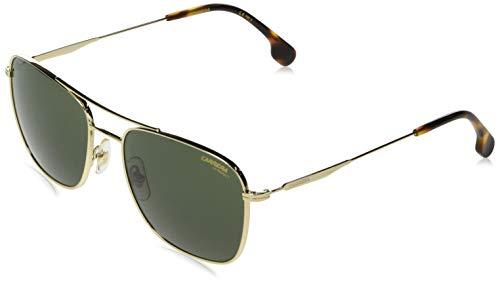 Carrera 130/S QT J5G Gafas de sol, Dorado (Gold/Green), 58 Unisex-Adulto