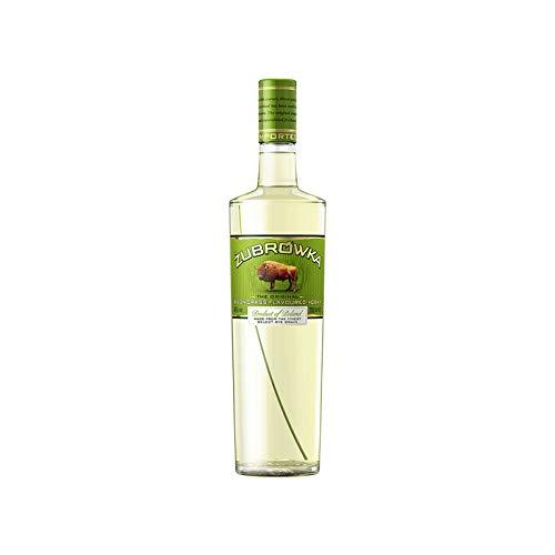 Vodka Zubrowka de 70 cl - D.O. Polinia - Bodegas Osborne (Pack de 1 botella)