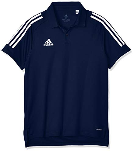 adidas Herren Polo Shirt CON20 Polo, Team Navy Blue/White, 3XL, ED9245