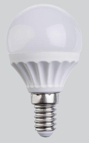 Nino Leuchten E14 3W SMD LED Leuchtmittel Mini Globe 3000k warmweiss 99500104