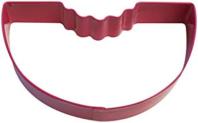 R M Watermelon 4 25 Cookie Cutter Fuchsia Polyresin Coated Steel product image