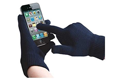 ONX3 Blue Winter Touchscreen Unisex One Size Handschuhe mit Rutschfester Inteligent Touch-Technologie Kompatibel mit Lenovo K4 Note