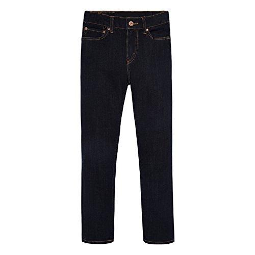 Levi's Boys' Big 510 Super Skinny Fit Jeans, Roadhouse Blues, 14